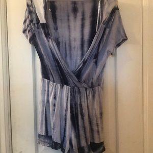 Dresses & Skirts - Tie Dye Romper